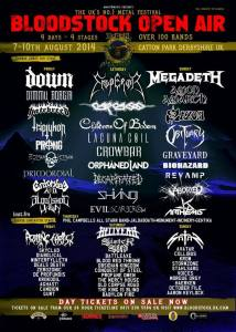 Bloodstock as at 100714